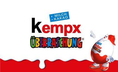 KempX-Überraschung!